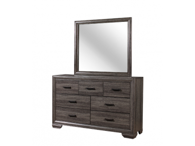 Courtney Dresser With Mirror